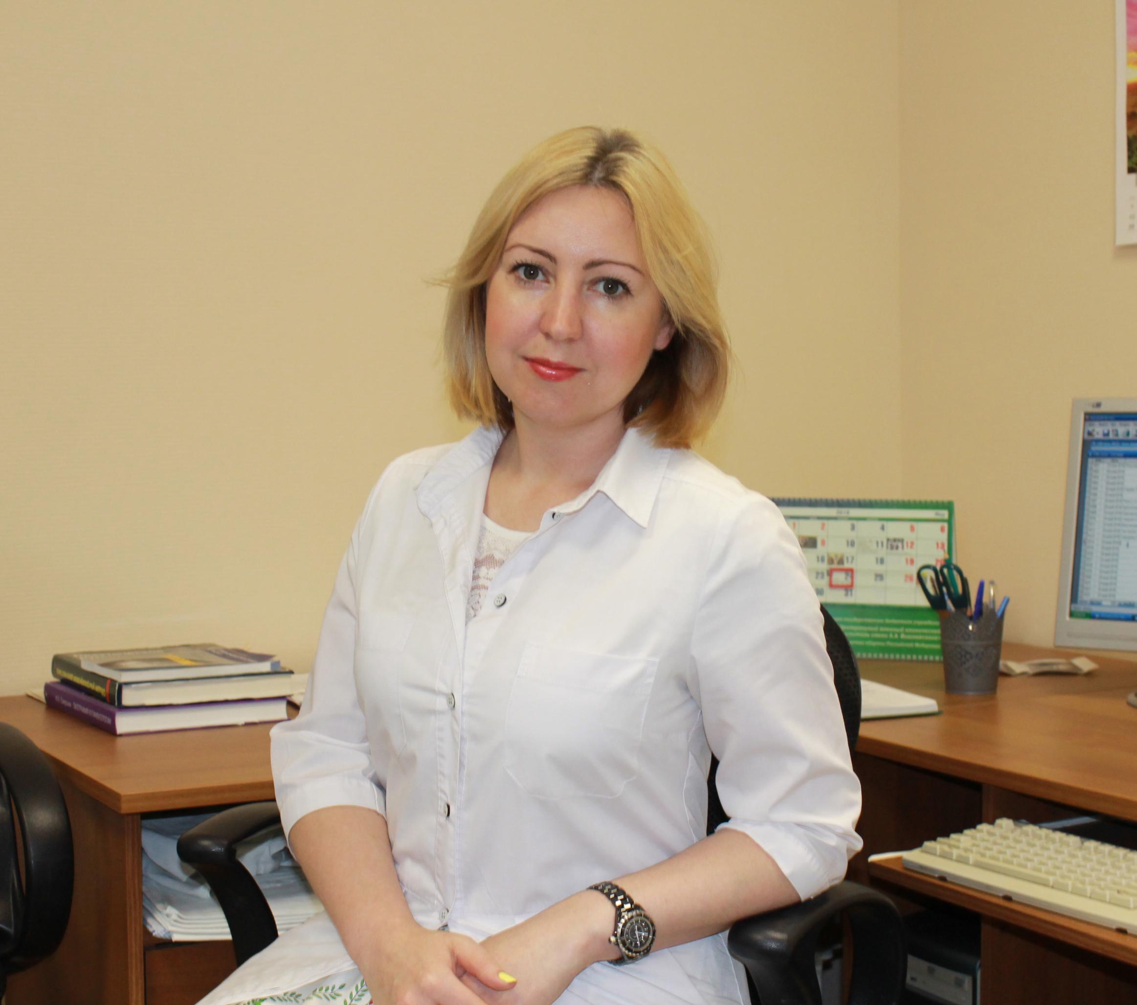 Морозова Наталья Петровна Image